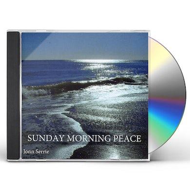 Jonn Serrie SUNDAY MORNING PEACE CD