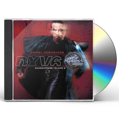 Daniel Desnoyers DANCEXPRESS 6 CD