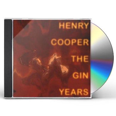 Henry Cooper GIN YEARS CD