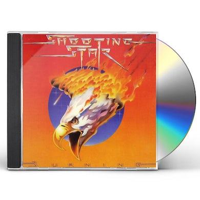 Shooting Star BURNING CD