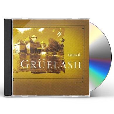 Squat GRUELASH CD