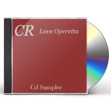 CR LOVE OPERETTA CD SAMPLER CD