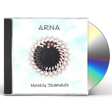 ARNA MOSTLY STANDIDS CD