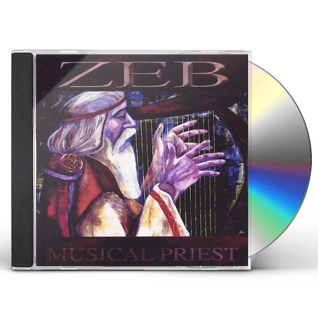 Zeb MUSICAL PRIEST CD