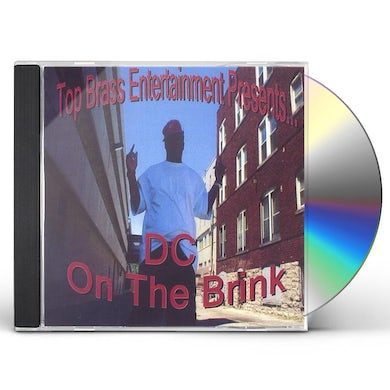 dc ON THE BRINK CD