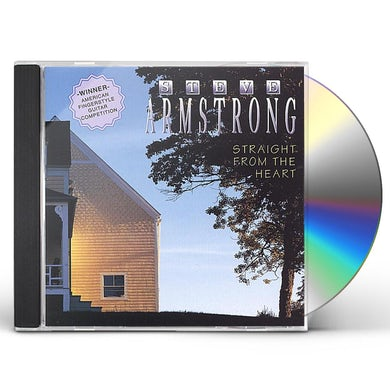 Steve Armstrong STRAIGHT FROM THE HEART CD