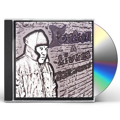 Forgiven LIVING TESTAMONY CD