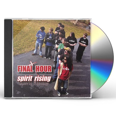 Final Hour SPIRIT RISING CD