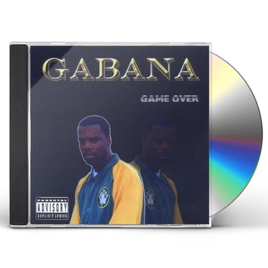GABANA GAME OVER CD