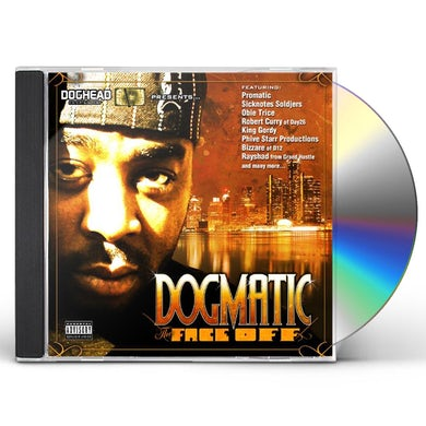 Dogmatic FACE OFF CD