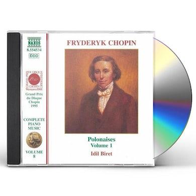 Chopin POLONAISES 1 CD