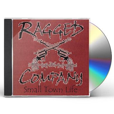 Ragged Company SMALL TOWN LIFE CD