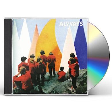 Alvvays ANTISOCIALITES CD