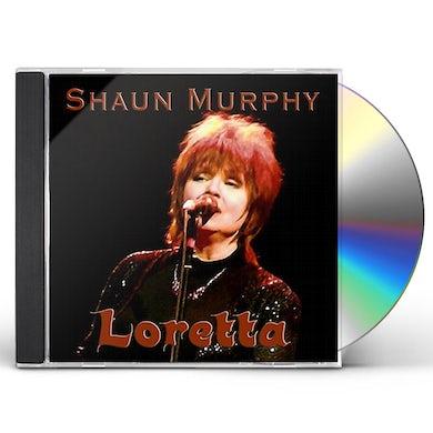 Shaun Murphy LORETTA CD