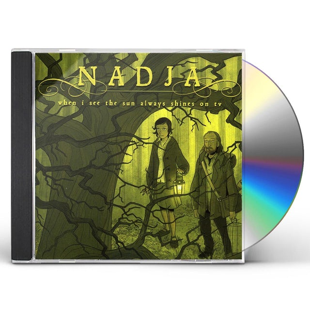 Nadja WHEN I SEE THE SUN ALWAYS SHINES ON TV CD
