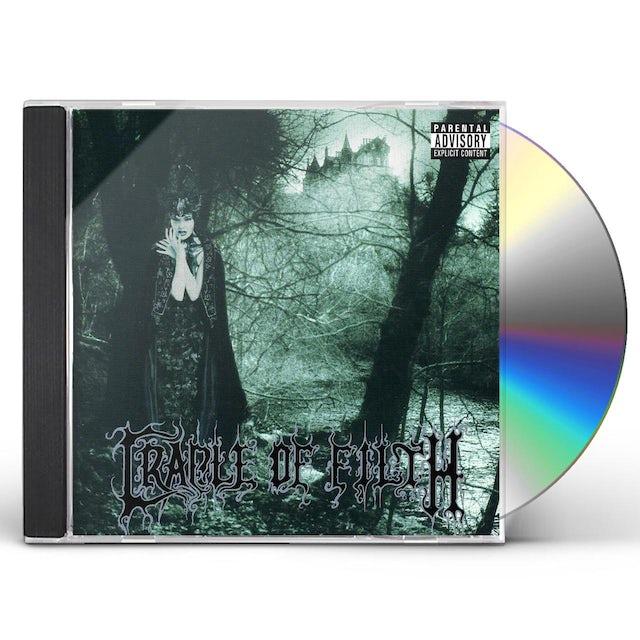 Cradle Of Filth DUSK & HER EMBRACE CD