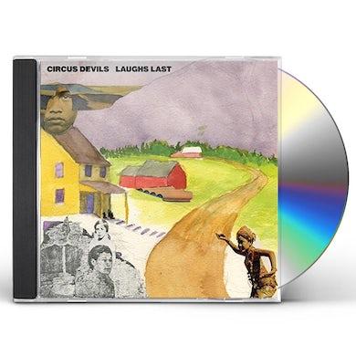 Circus Devils LAUGHS LAST CD