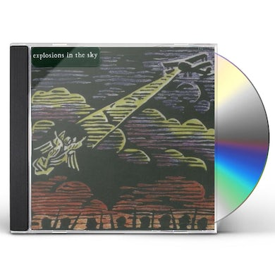 Explosions In The Sky THOSE WHO TELL THE TRUTH SHALL DIE CD