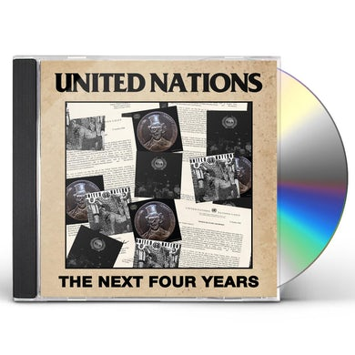 United Nations NEXT FOUR YEARS CD