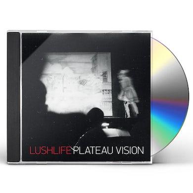 Lushlife PLATEAU VISION CD