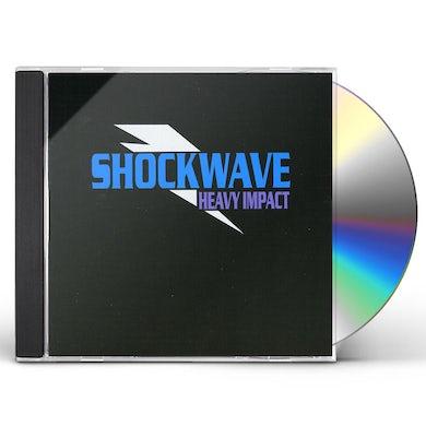 SHOCKWAVE HEAVY IMPACT CD
