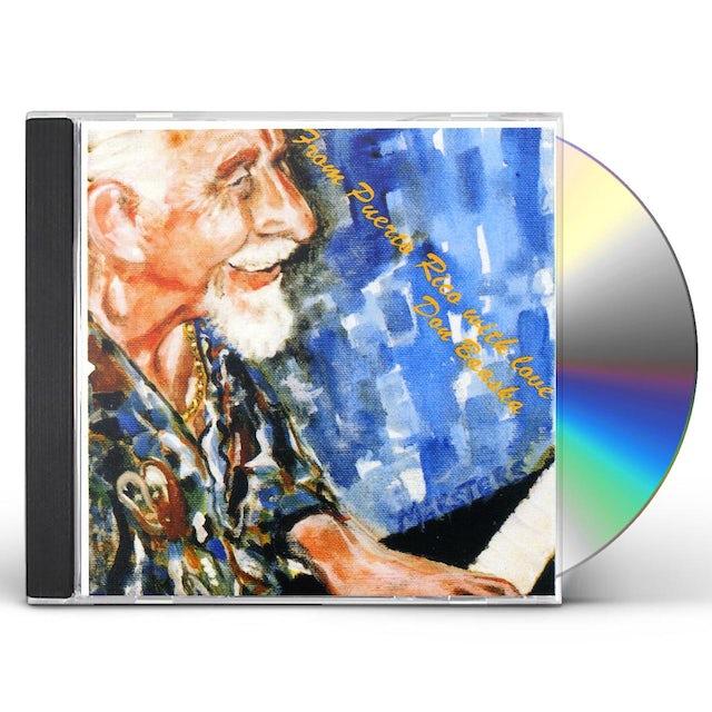 Don Baaska FROM PUERTO RICO WITH LOVE CD