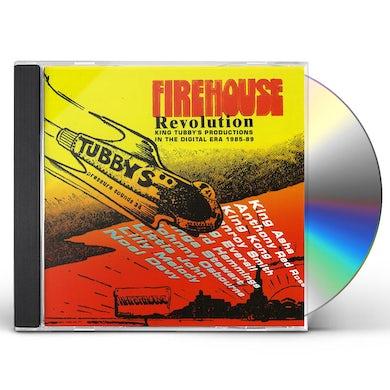 Firehouse Revolution: King Tubbys On Digital / Var CD