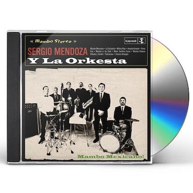 Sergio Mendoza Y LA ORKESTA CD