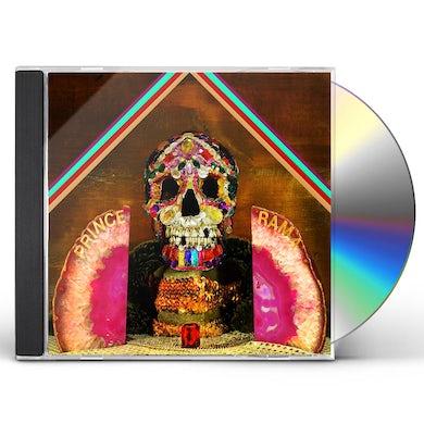 Prince Rama SHADOW TEMPLE CD