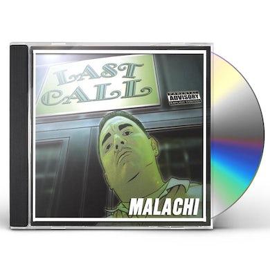 Malachi LAST CALL CD