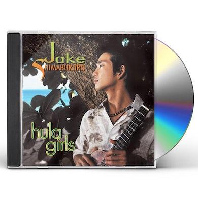 Jake Shimabukuro Hula Girls (OST) CD
