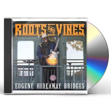 Eugene Hideaway Bridges ROOTS & VINES CD