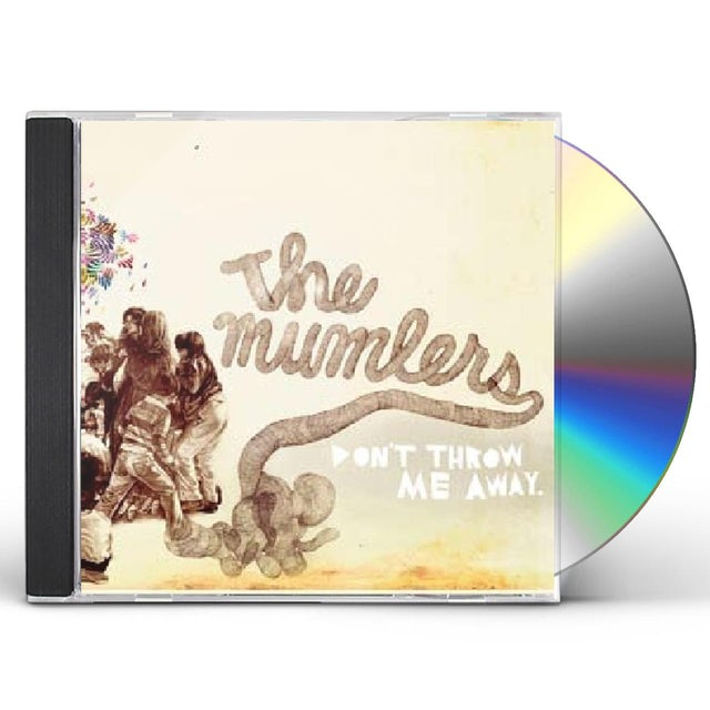 Mumlers DON'T THROW ME AWAY CD