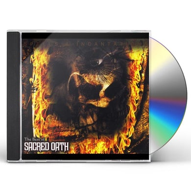 SPELLS & INCANTATIONS: THE BEST OF SACRED OATH CD
