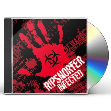 Ripsnorter INFECTED CD