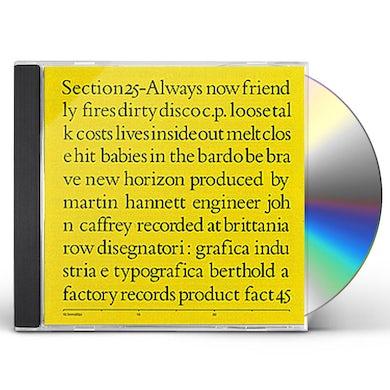 ALWAYS NOW CD