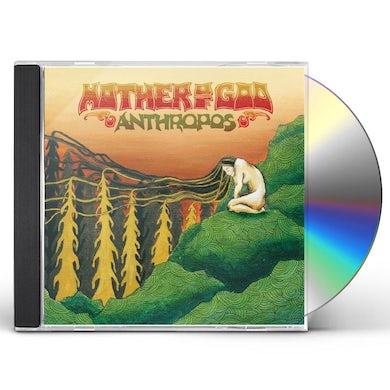 Mother Of God ANTHROPOS CD