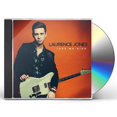 Laurence Jones TAKE ME HIGH CD