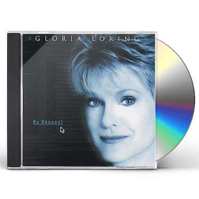 Gloria Loring BY REQUEST CD