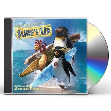 Mychael Danna SURF'S UP CD