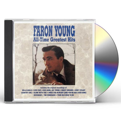 Faron Young ALL TIME GREATEST HITS CD