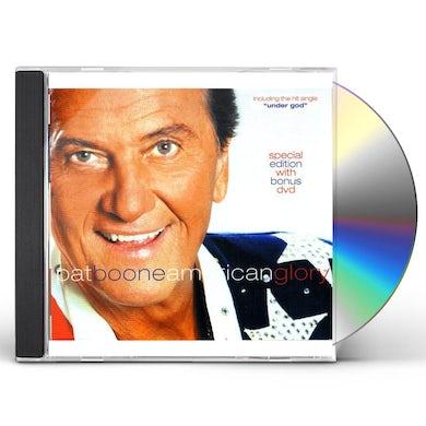PAT BOONE'S AMERICAN GLORY CD