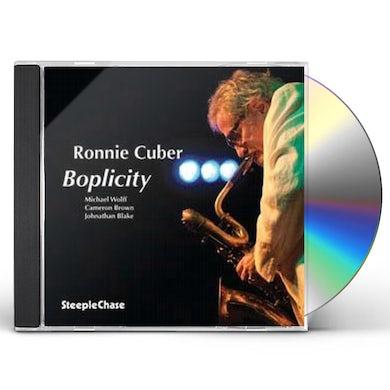 Ronnie Cuber BOPLICITY CD