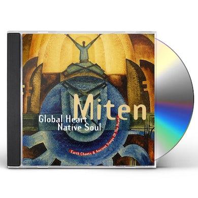 Miten GLOBAL HEART NATIVE SOUL CD
