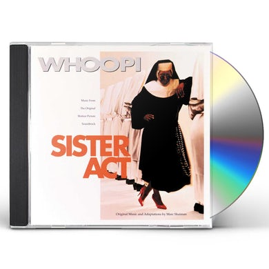 Soundtrack Sister Act CD