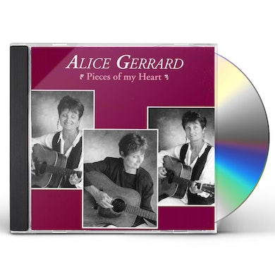 Alice Gerrard PIECES OF MY HEART CD