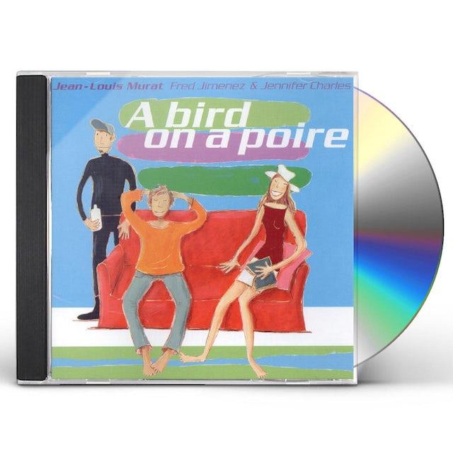 Jean Louis Murat A BIRD ON A POIRE CD