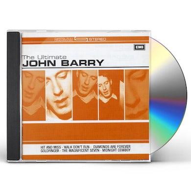 John Barry ULTIMATE COLLECTION - Original Soundtrack CD
