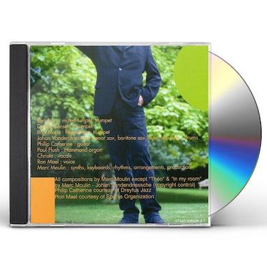 Marc Moulin TOP SECRET CD