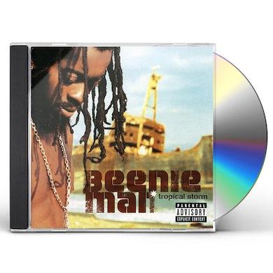 Beenie Man TROPICAL STORM CD